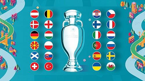 EURO2021: Αποστολές ομάδων