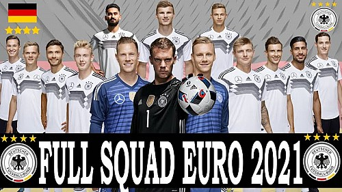 EURO2021 Γερμανία: Στοίχημα, προγνωστικά, αποδόσεις