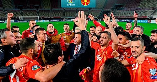 EURO2021B.Μακεδονία: Στοίχημα, προγνωστικά, αποδόσεις