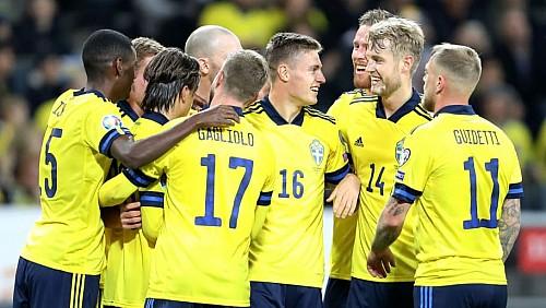 EURO2021 Σουηδία: Στοίχημα, προγνωστικά, αποδόσεις