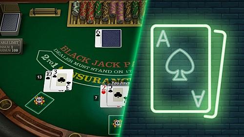 Το blackjack ήρθε στο καζίνο του pamestoixima.gr