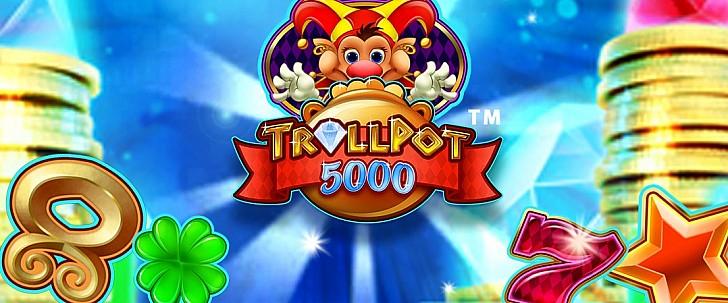 Τροχός Εκπλήξεων* την Τετάρτη στο Trollpot 5000™ στη Stoiximan!