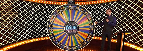 Dream Catcher - Τροχός της Τύχης