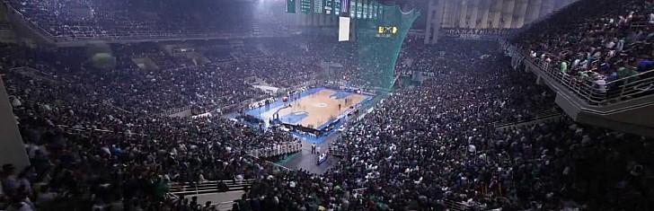 Euroleague: Στην έδρα του πάντα φαβορί ο Παναθηναϊκός