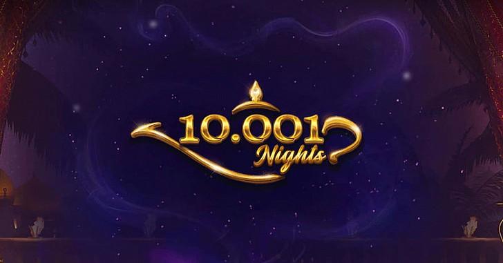Η διασκέδαση στο μάξιμουμ με το ολοκαίνουριο 10.001 Nights