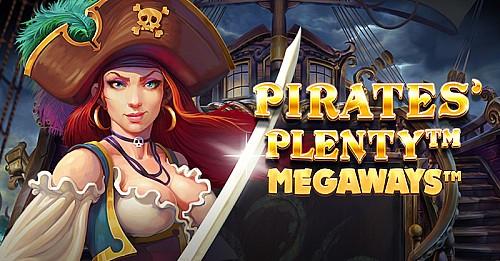 Το Pirates'PlentyMegaways ήρθε για να μείνει