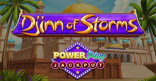 Περιπέτεια στην… Άκραμπα με τοDjinnofStorms:PowerPlay Jackpot
