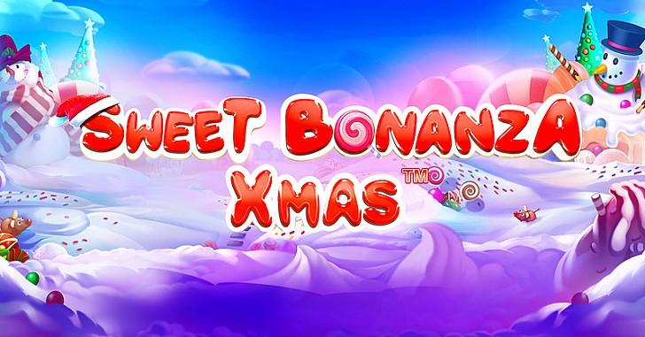 Sweet Bonanza Xmas: Γλυκό… ταξίδι στο χιόνι από τηνPragmatic Play