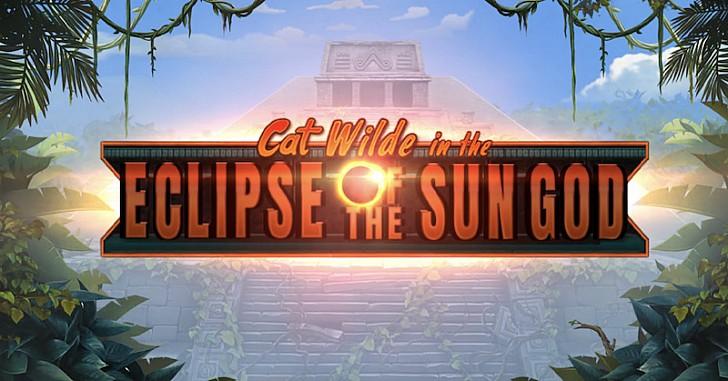 ΠεριπέτειαστηζούγκλαμετοCat Wilde in the Eclipse of the Sun God