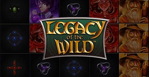 Το μοναδικό Legacy of Wild 2 της Playtech στο καζίνο της bwin