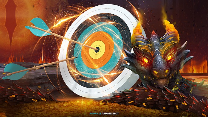 Dragon's Fire InfiniReels:Περιπέτεια καζίνο στηNovibet