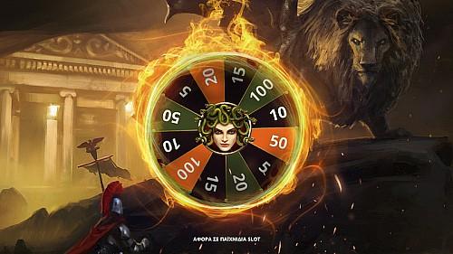 DivineFortune–Divine Fortune Megaways: Η ελληνική μυθολογία στο καζίνο στηνNovibet