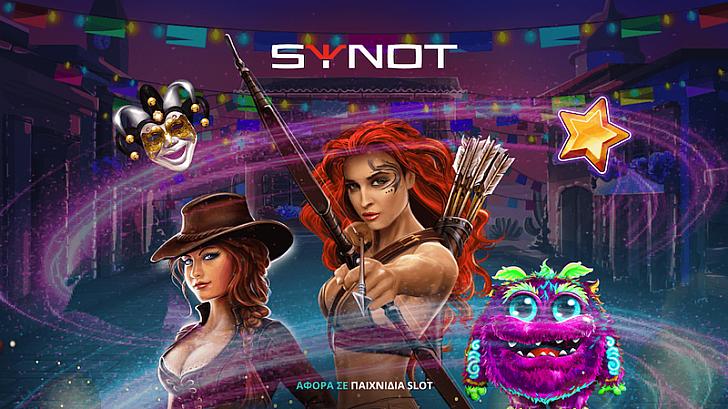 HSynotέφτασε στο καζίνο της Novibet