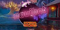 Novibet by Night* και 6 νέες προσθήκες στο καζίνο της Novibet!