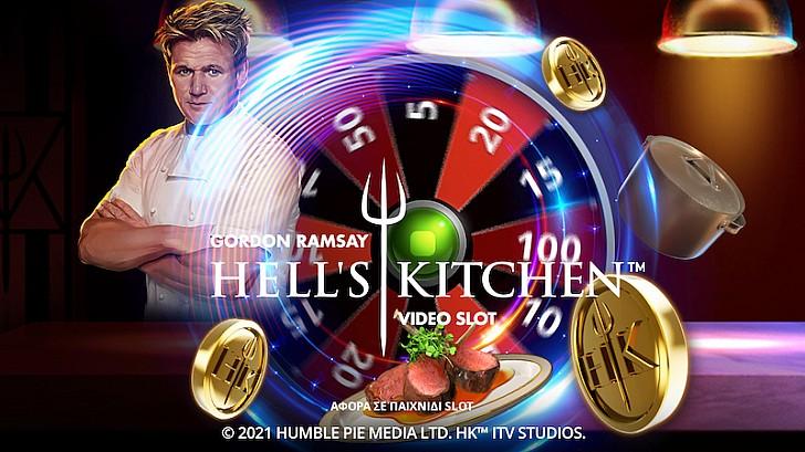 GordonRamseyHell'sKitchen: Η μαγειρική ξεκινά στο καζίνο τηςNovibet
