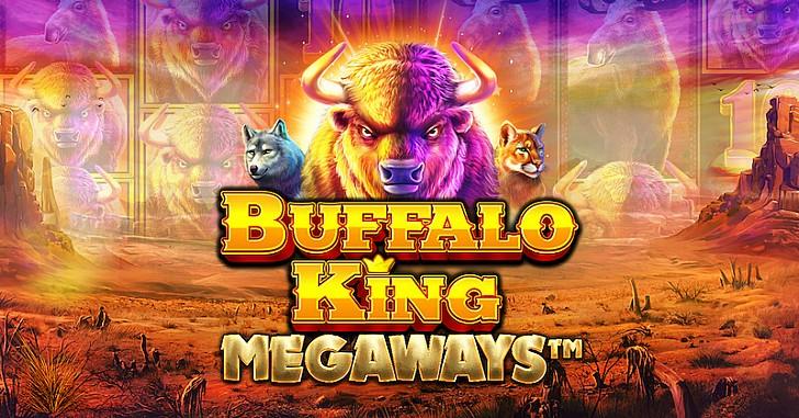 BuffaloKingMegaways. Η νέα, δυνατή πρόταση τηςPragmatic Play
