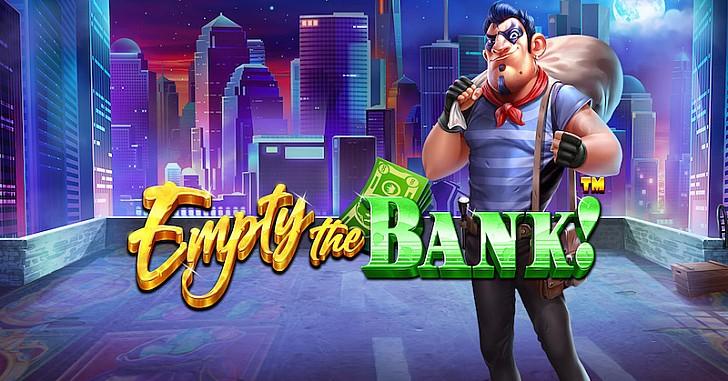 Emptythebank: Λονδρέζος ληστής προσγειώθηκε στο καζίνο!