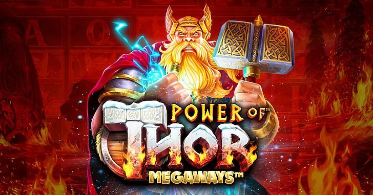 Power of Thor Megaways:ΕντυπωσιακόφρουτάκιαπότηνPragmatic Play