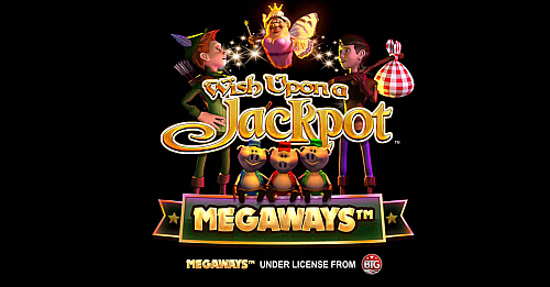 Παίξε νόμιμα το Wish upon a Jackpot Megaways στο καζίνο της Sportingbet