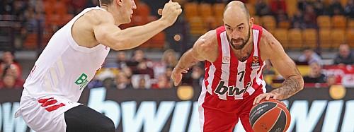 Euroleague: Έτοιμος να επιβεβαιώσει τα προγνωστικά ο Ολυμπιακός
