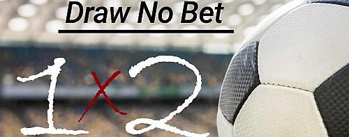 Draw No Bet - Ένα ακόμη όπλο του παίκτη για το στοίχημα