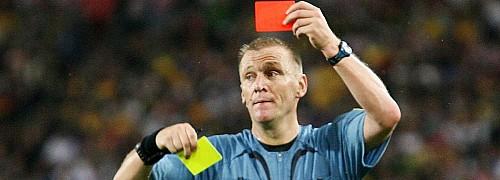 Στοίχημα σε κίτρινες και κόκκινες κάρτες